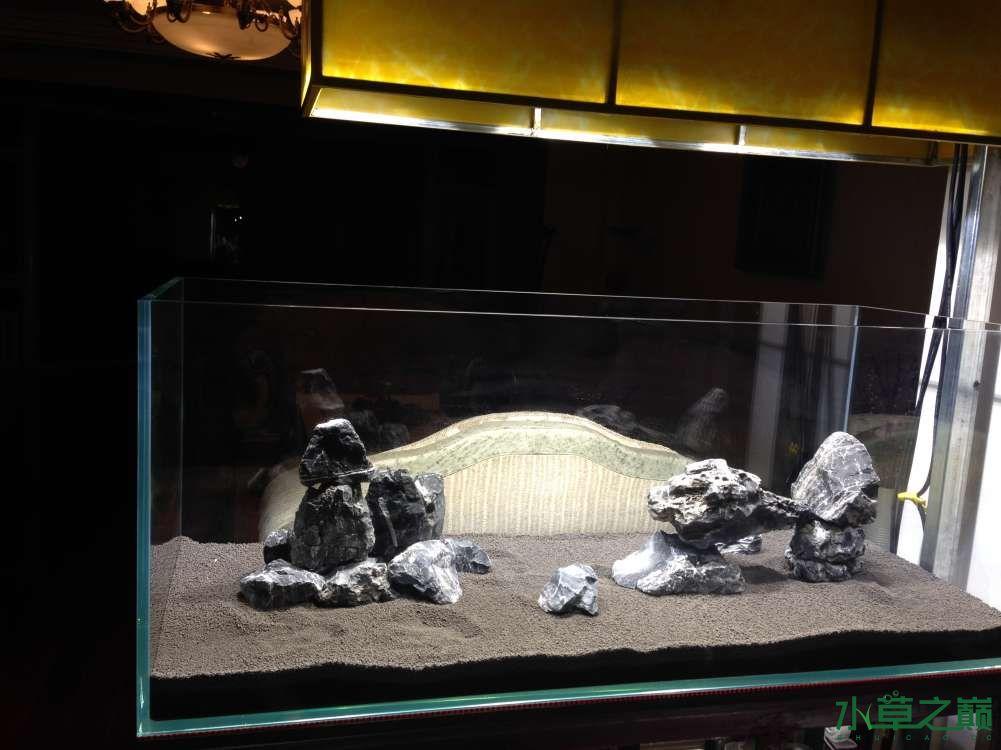 大家帮看看石头摆的怎么样 南昌水族批发市场 南昌龙鱼第3张