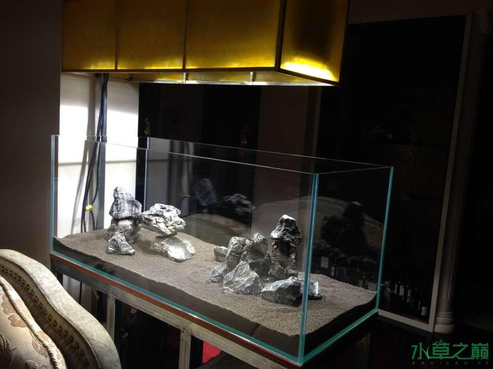 大家帮看看石头摆的怎么样 南昌水族批发市场 南昌龙鱼第8张