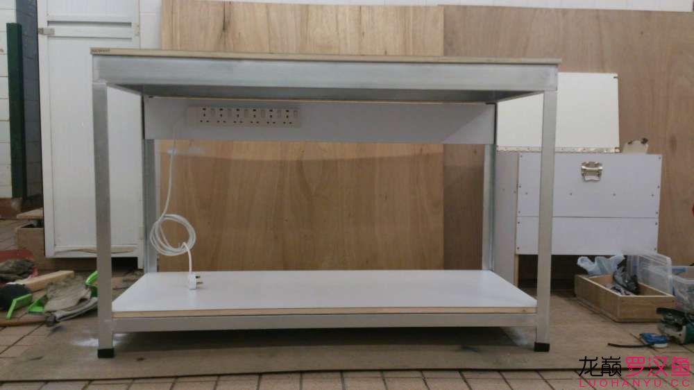 diy底柜+鱼缸 - 鱼缸器材图片
