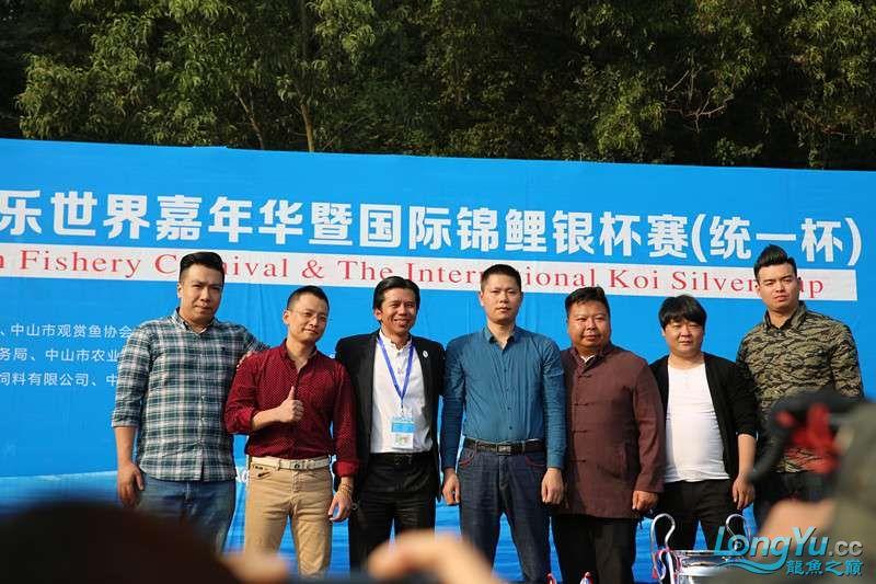 首届亚太龙鱼大赛2015年11月27日由中山广播电视台和在中山 烟台观赏鱼 烟台龙鱼第29张