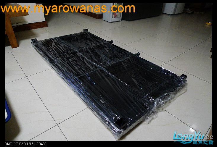 完美龙缸准备-2009-10-1 (更新附件安装 累了) 重庆龙鱼论坛 重庆水族批发市场第4张