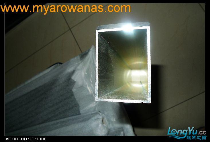 完美龙缸准备-2009-10-1 (更新附件安装 累了) 重庆龙鱼论坛 重庆水族批发市场第6张
