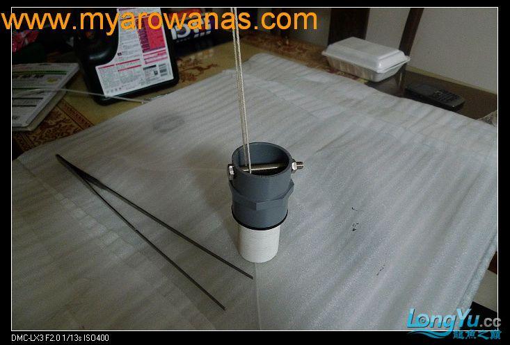 完美龙缸准备-2009-10-1 (更新附件安装 累了) 重庆龙鱼论坛 重庆水族批发市场第15张