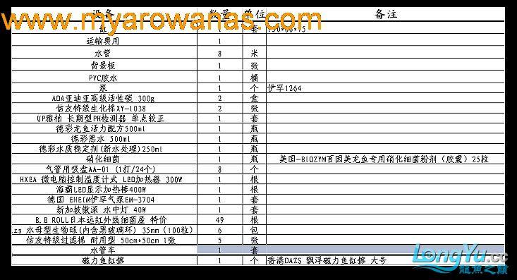 完美龙缸准备-2009-10-1 (更新附件安装 累了) 重庆龙鱼论坛 重庆水族批发市场第17张
