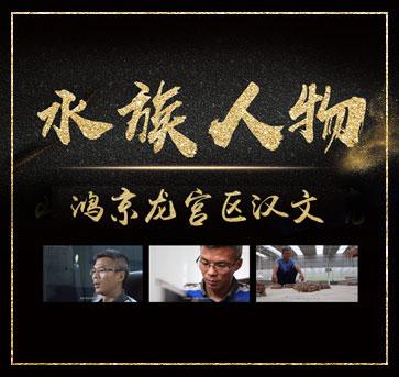 【水族人物】印尼鸿京龙宫——区汉文