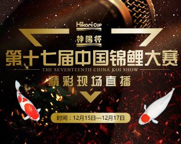 """【直播预告】丨""""神阳杯""""第十七届中国锦鲤大赛"""